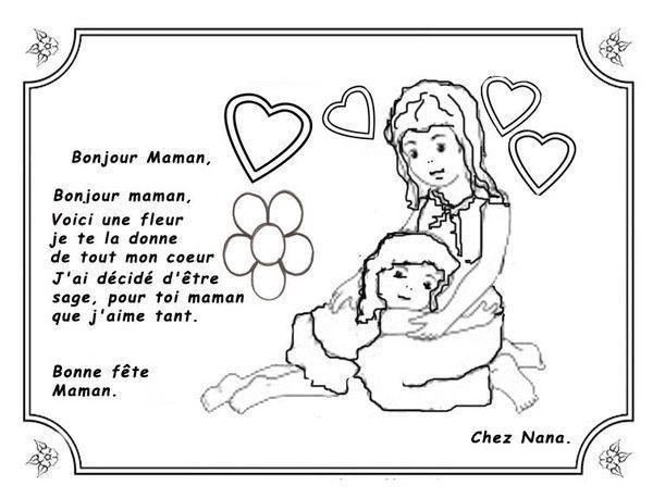 Comptines page 2 - Poeme de noel pour maman et papa ...